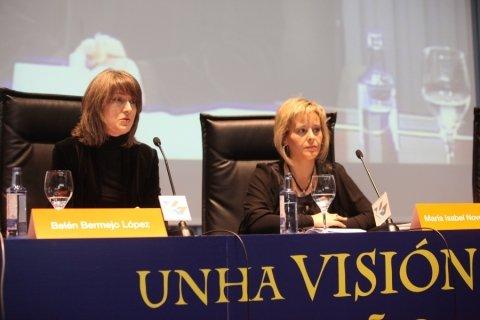 Belén Bermejo López, doutora en Dereito